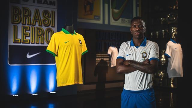 ⚽😲 Vinicius y Marcelo se quedan fuera de la Copa América; Neymar y Coutinho están convocados