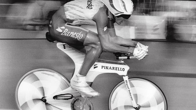 El récord de la hora: De Merckx a Indurain, la historia de esta espectacular modalidad