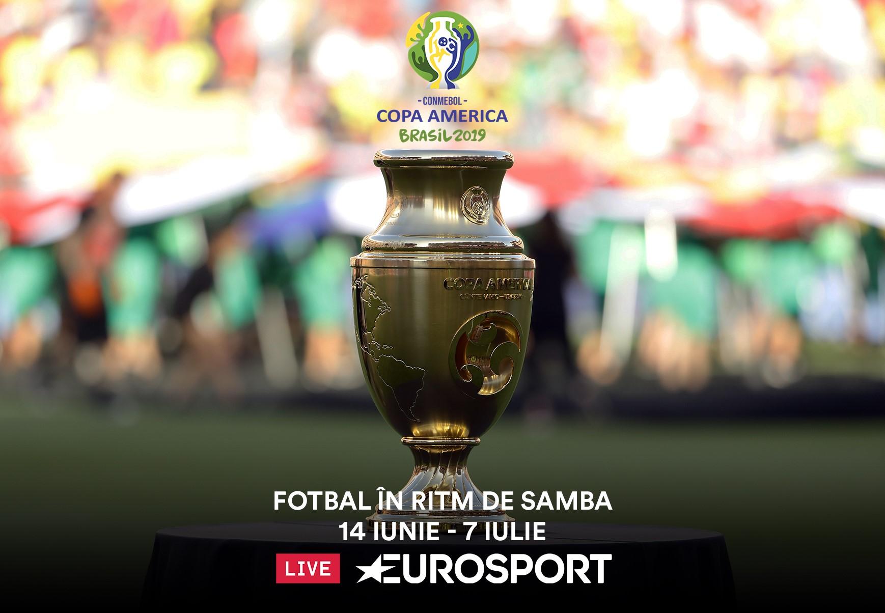 Copa America Romania KV
