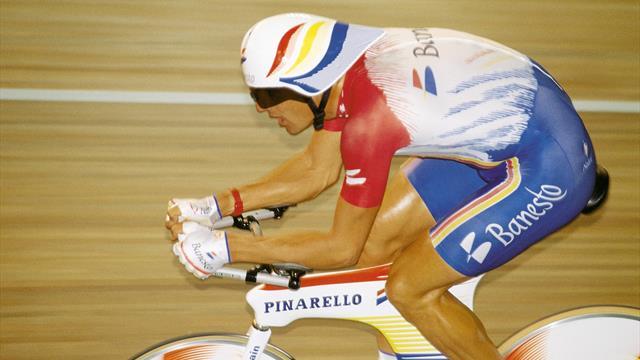 Historias Eurosport: Miguel Indurain, la hora más mágica que ha vivido el ciclismo