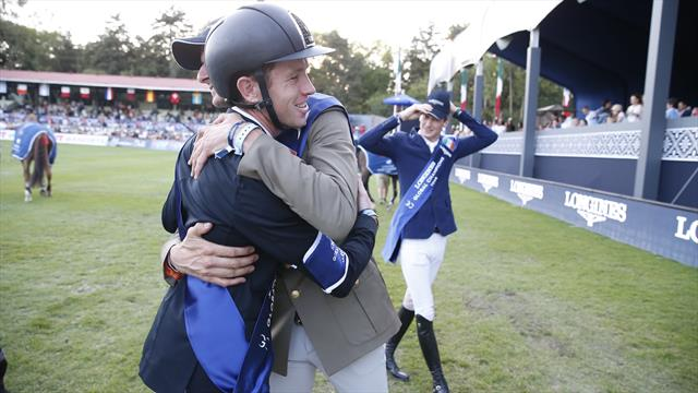 Show jumping stars in Mexico City this week for Longines Global Champions Tour