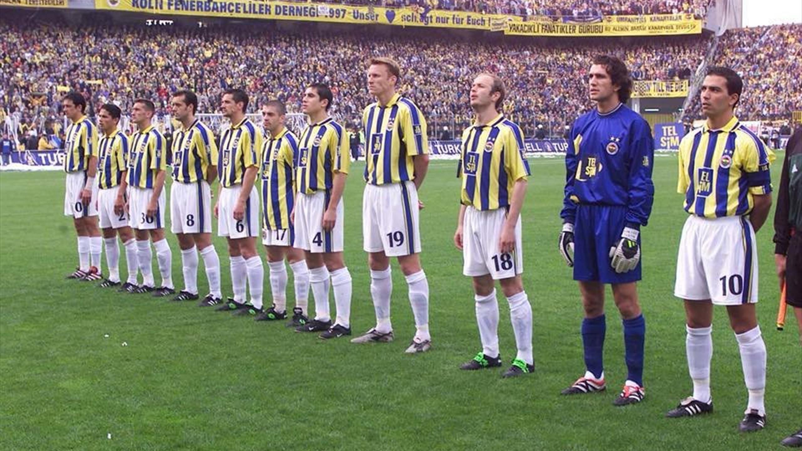 Fenerbahçe'in Kadıköy'de Galatasaray'a Yenilmediği 19 lig maçı 4
