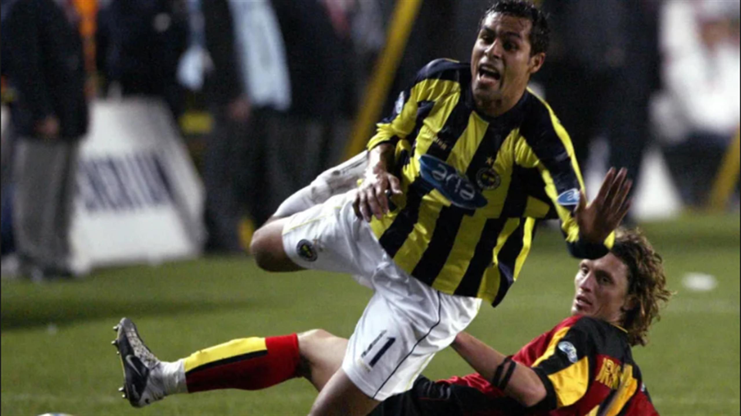 Fenerbahçe'in Kadıköy'de Galatasaray'a Yenilmediği 19 lig maçı 7