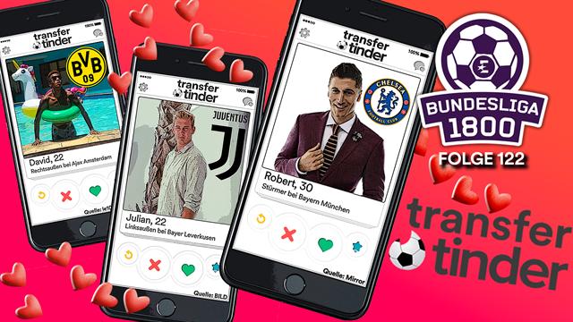 Transfer-Tinder: Chelsea gräbt an Lewandowski