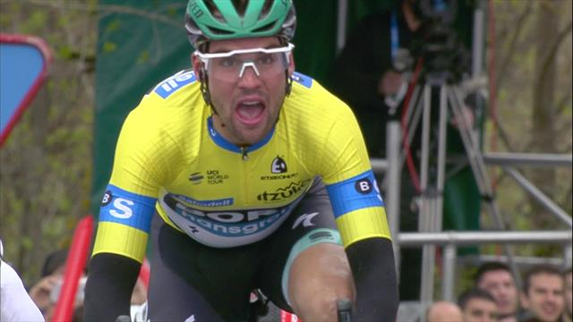 Schachmann enhances lead with Stage 3 win in Basque Country