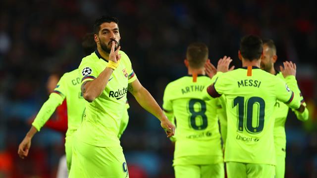 L'autogol di Shaw premia il Barcellona: Manchester United sconfitto 1-0 a Old Trafford