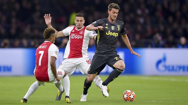 Juventus Turin - Ajax Amsterdam jetzt im TV und im Livestream