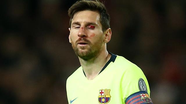 «Барселона» обыграла «Манчестер Юнайтед» вматче Лиги чемпионов