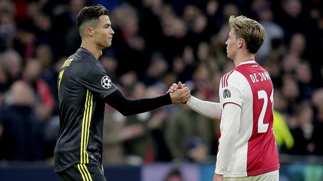 Cristiano Ronaldo, l'arme fatale contre la fougueuse Ajax ?