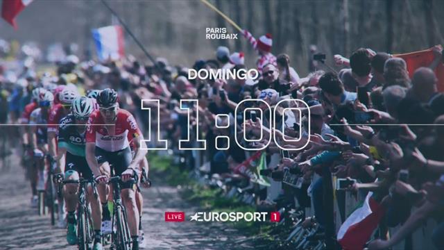 París-Roubaix 2019: El Infierno del Norte, este domingo 14 en Eurosport 1 y Eurosport Player