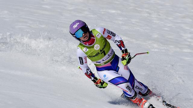 Ski alpin: Worley erfolgreich am Knie operiert
