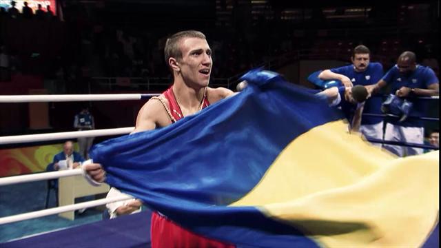 La furia di Vasyl Lomachenko: medaglia d'oro a Pechino 2008 e Londra 2012