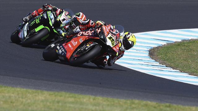 Suivez le GP d'Assen de Superbike et Supersport en direct sur Eurosport 2 et Eurosport Player