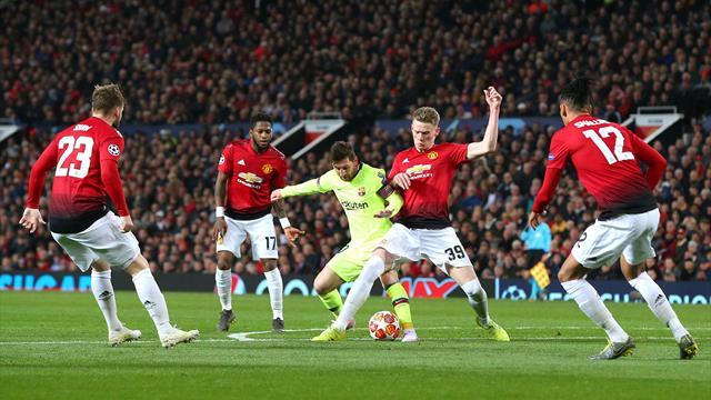 FC Barcelona - Manchester United jetzt live im TV und im Livestream
