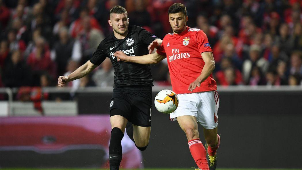 Benfica Lissabon Eintracht Frankfurt Im Tv Und Im