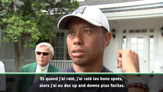 """Woods : """"Un bon début"""""""