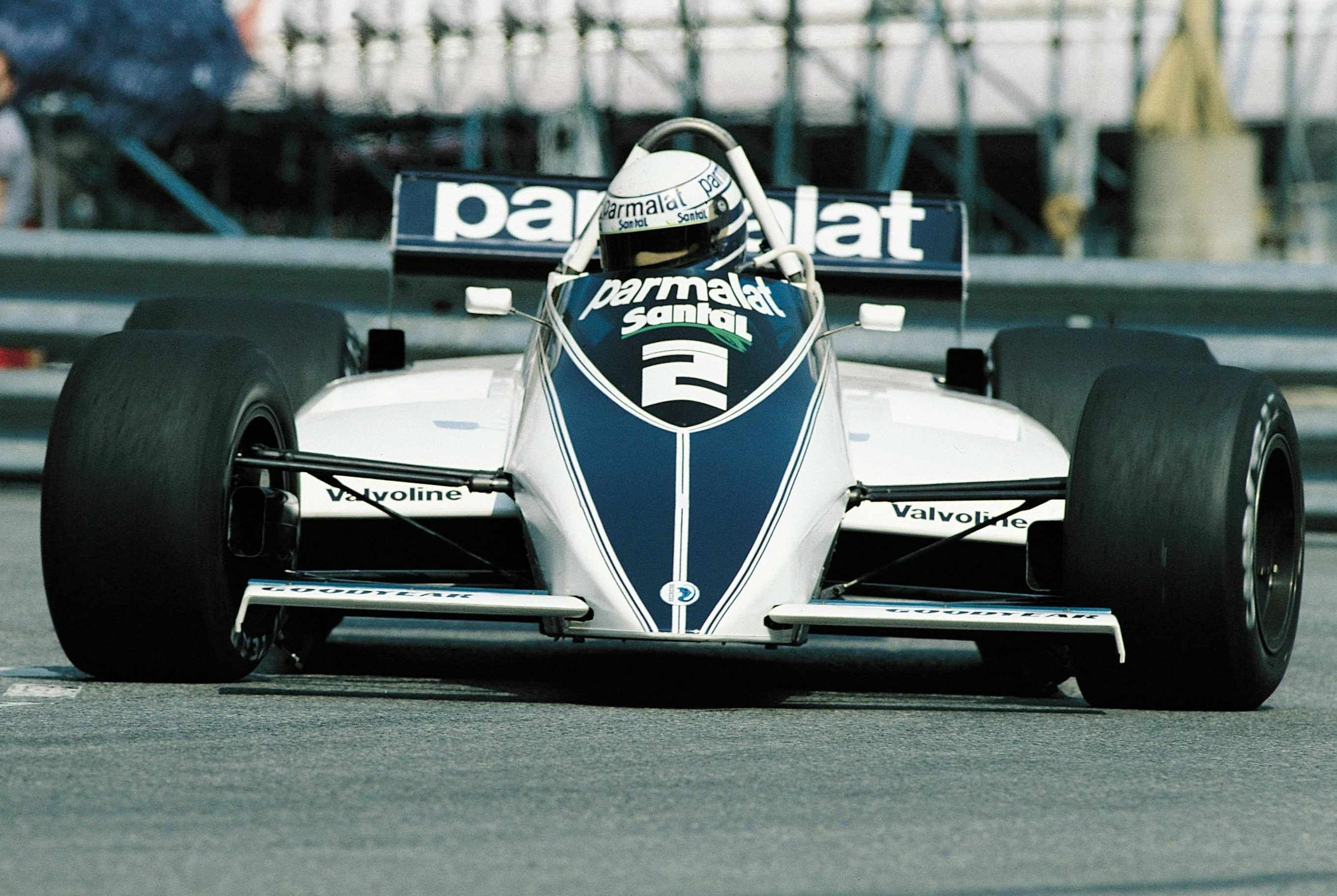 Riccardo Patrese (Brabham) - 1982 Monaco GP