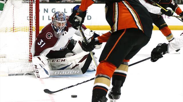 Grubauer zum Auftakt mit herber Pleite in den NHL-Play-offs