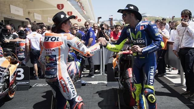 Marquez suonerà la settima, Valentino Rossi può salire sul podio: le 5 domande sul GP di Austin