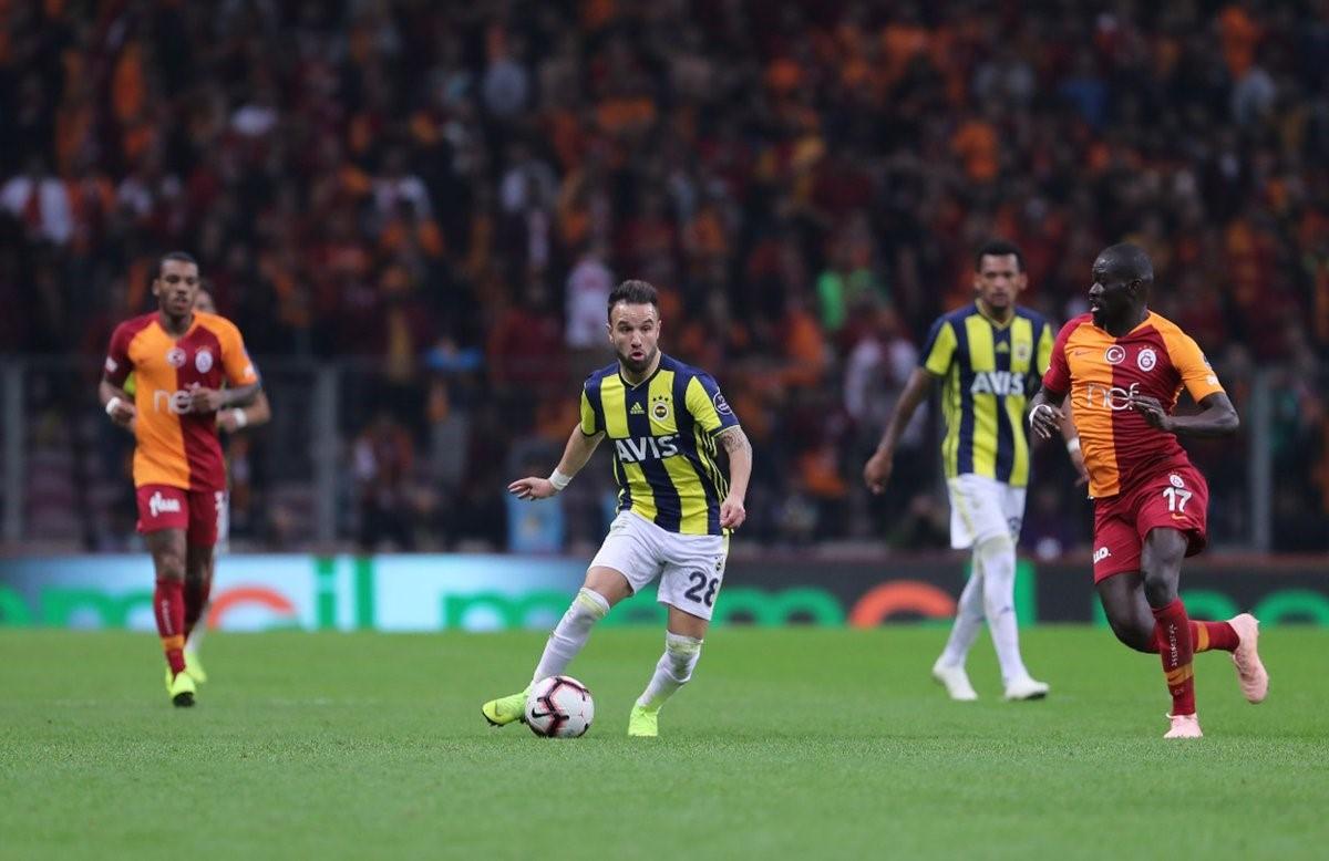 Mathieu Valbuena, Galatasaray - Fenerbahçe