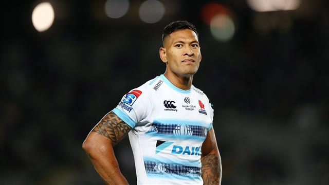 Rugby Australia's 'position unchanged' after Folau meeting