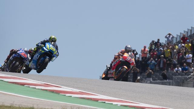 MotoGP: Etapa de la Austin este în direct pe Eurosport 1