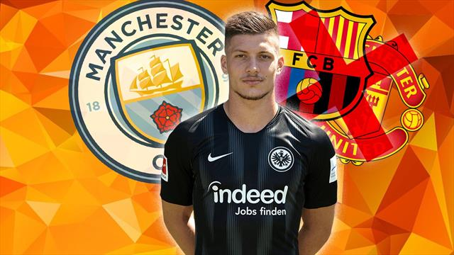 Euro Papers: Luka Jovic snubs Barcelona for Manchester Move