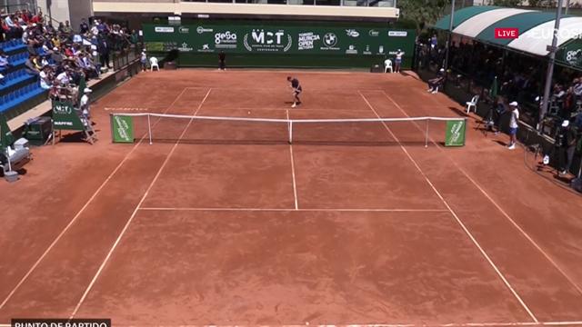 Murcia Open Challenger: Zapata cae en un duelo épico ante Coppejans (6-1, 6-7 (8) y 5-7)