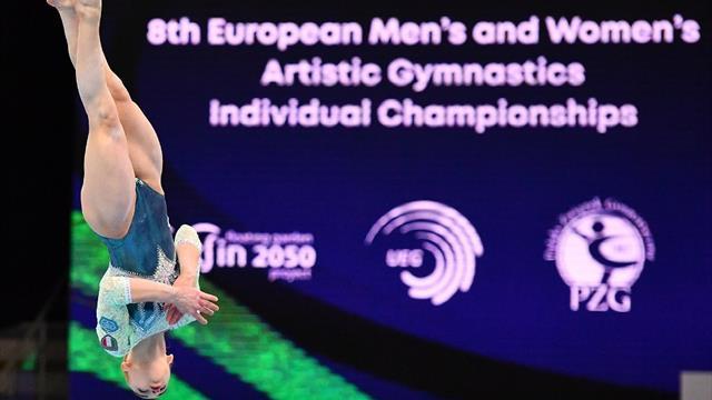 Stettino 2019, tutte le finali degli Europei di Ginnastica Artistica Maschile e Femminile
