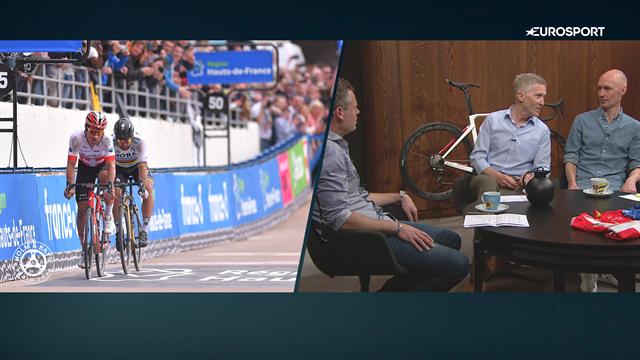 Holm & Bays Radio Tour før Paris-Roubaix: Stik af, når de andre er færdige