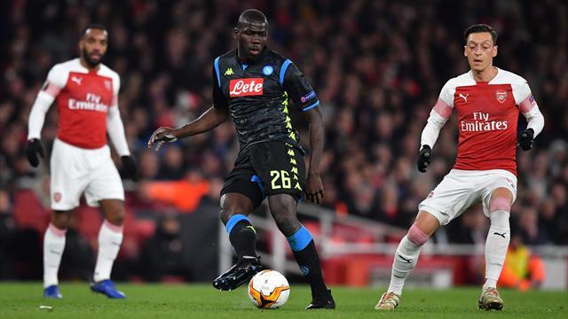 Napoli-Arsenal in Diretta tv e Live Streaming