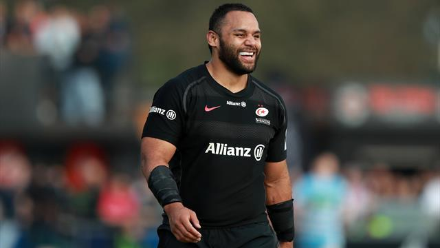 Vunipola stands firm after 'liking' controversial Folau comments
