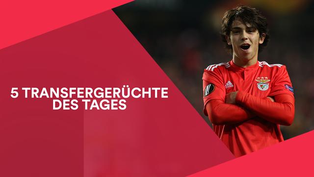 Bayern an Frankfurt-Schreck Félix interessiert