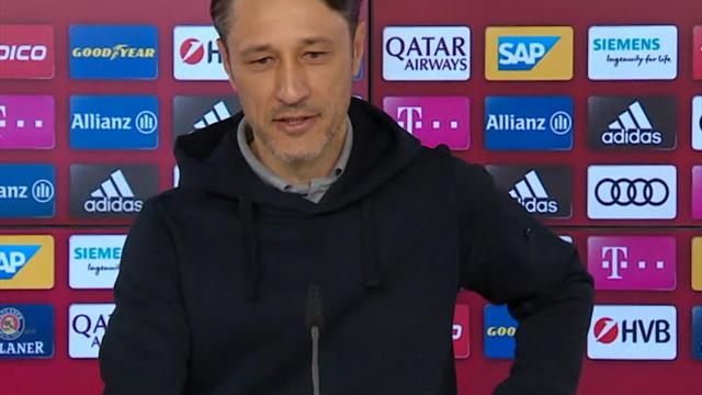 Das sagt Kovac zur Schlägerei zwischen Lewandowski und Coman