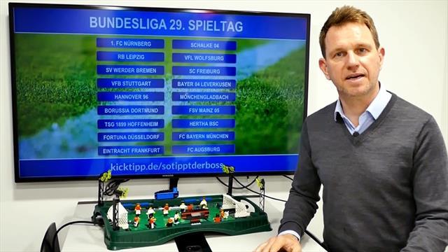 #SotipptderBoss: Bayern lässt nichts anbrennen in Düsseldorf
