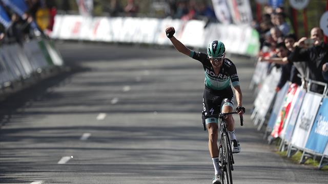 Ronde van het Baskenland | Buchmann slaat dubbelslag in koninginnerit