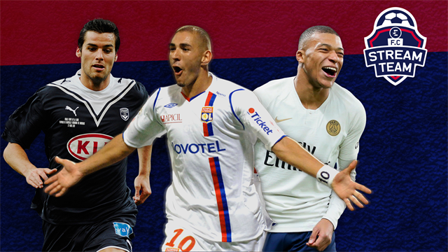 Benzema 2009, Gourcuff 2009 ou Mbappé 2019 : Qui est le plus fort ?