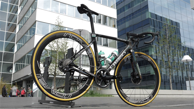 Introducing Peter Sagan's 2019 Paris-Roubaix bike