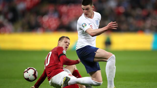 'I've had people saying they're going to come to my house' - Declan Rice reveals social media abuse