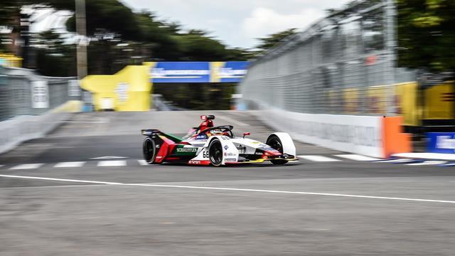 Fórmula E Roma: Rowland manda en los libres 1 tras un ajustado mano a mano con Vergne