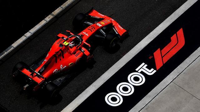 Formula 1 tarihindeki 1000 Grand Prix'nin panaroması