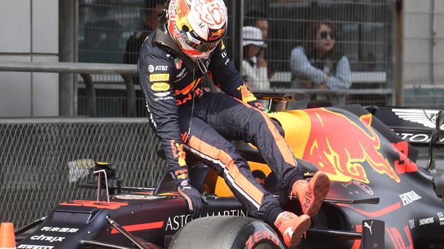 Verstappen kritisiert Vettel nach Shanghai-Qualifying