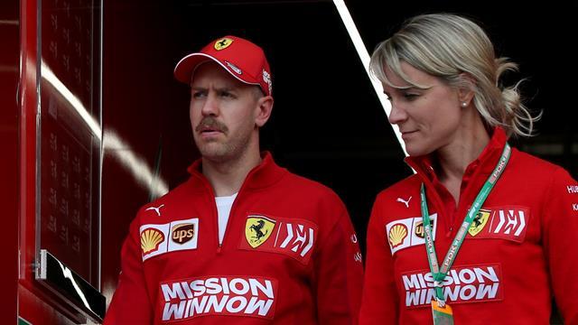 Vettel renvoie Verstappen à son erreur