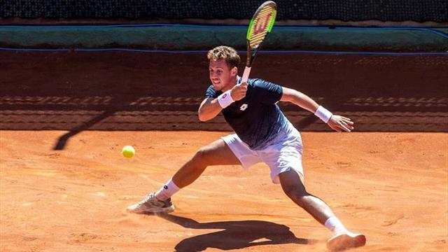 Murcia Open Challenger, Roberto Carballés-Kimmer Coppejans: Sufriendo sabe mejor (4-6, 6-2, 6-3)