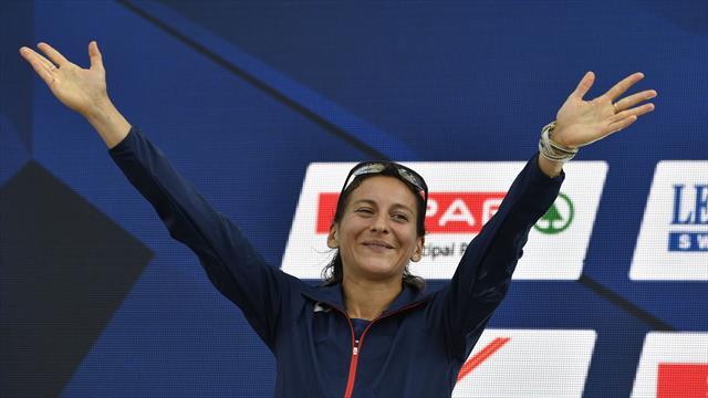 Marathon de Paris : 60 000 concurrents et... Clémence Calvin