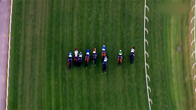 Longines Race of the Week: Espectacular victoria de Winx en el Queen Elizabeth Stakes