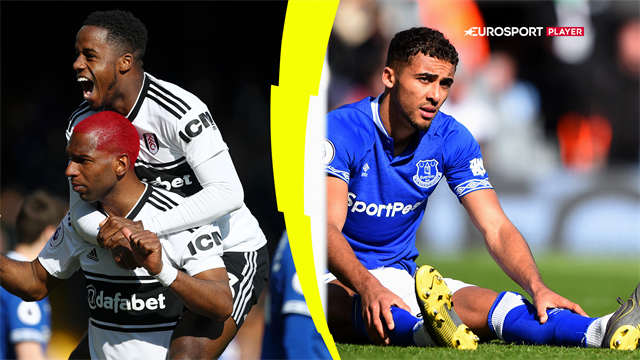 Highlights: Ryan Babel og Fulham slutted Evertons gode stime