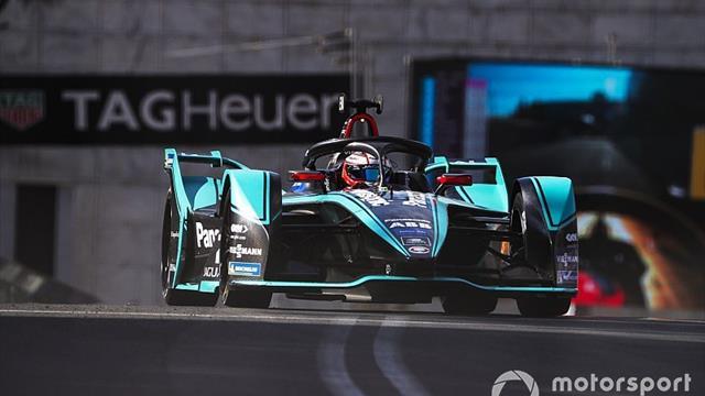 Histórica y vibrante victoria de Evans para Jaguar en Roma