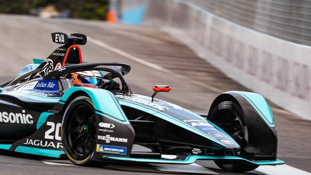Formula E Roma: Mitch Evans aduce primul succes pentru Jaguar
