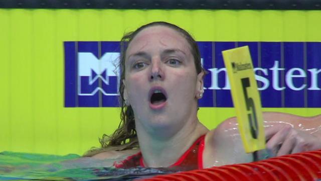 Nordic Swim Tour: Hosszu repite victoria en los 100 espalda bajando del minuto